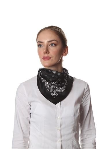 Moda Butik Fular Siyah
